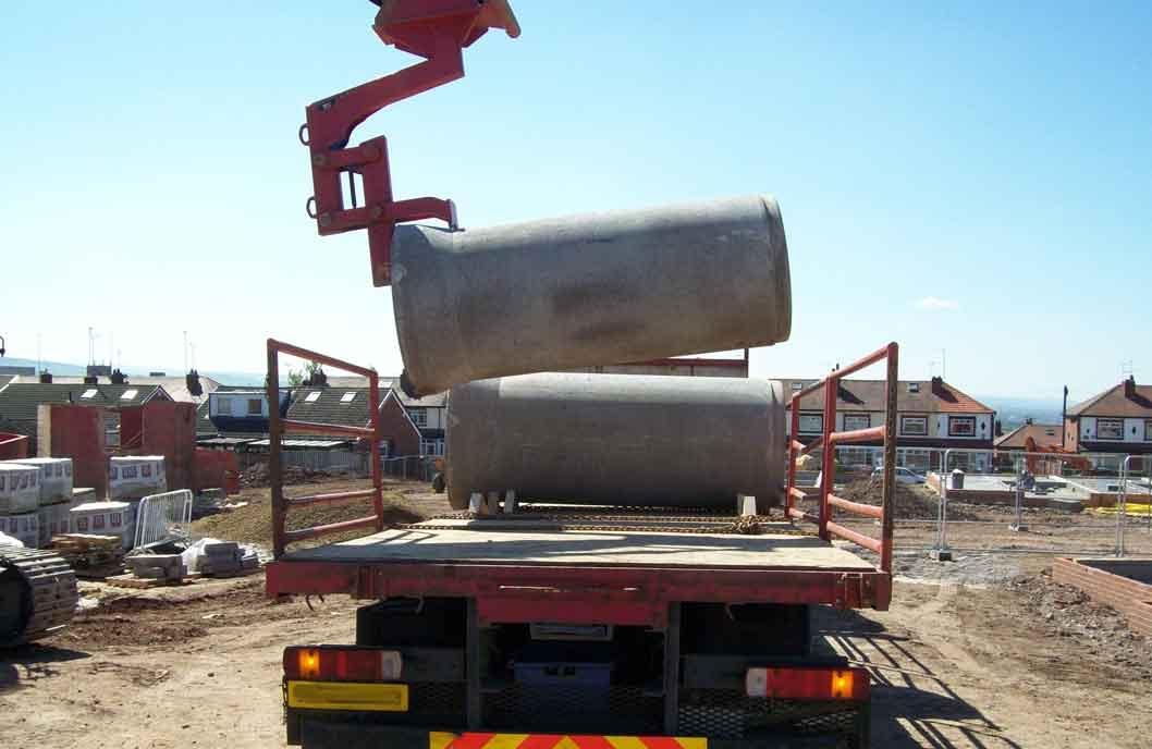 Harga Pipa Beton RCP Concrete Pipe