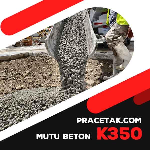 Beton Cor Mutu K350